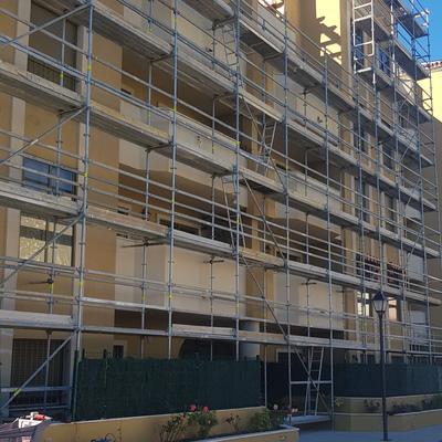 Rehabilitación Edif. La Florida