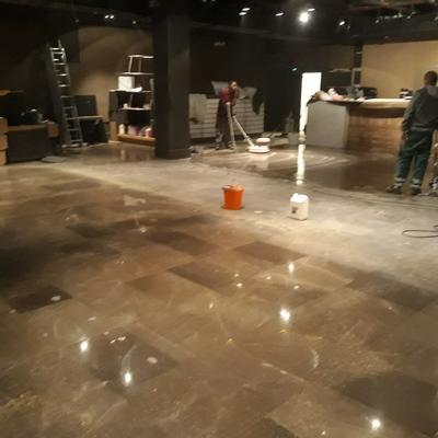 Mantenimientos suelos de  mármoles