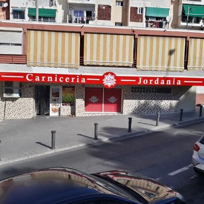 Rotulo carniceria en Alicante