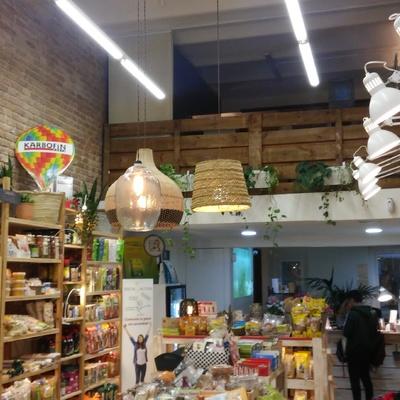 Licencia de actividad para tienda de productos ecológicos. Declaración responsable para comercio en Barcelona