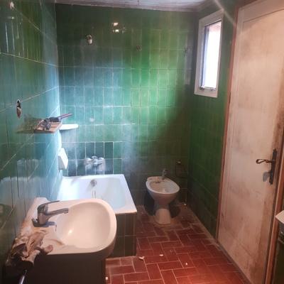 Estado original baño