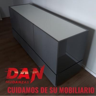 Embalaje de mobiliario delicado