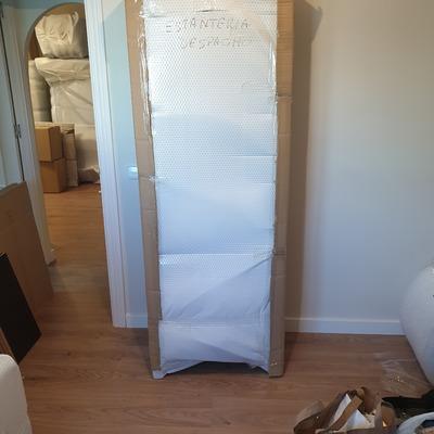 Embalaje mobiliario para guardamuebles