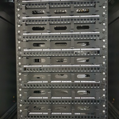 Rack Comunicaciones