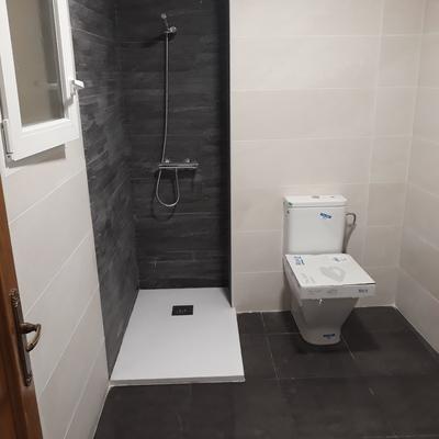 Reforma baño xirivella