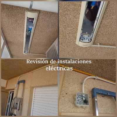 Revisión de instalaciones eléctricas.