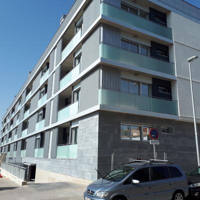 Edificio Volans, ZARAGOZA  SATE