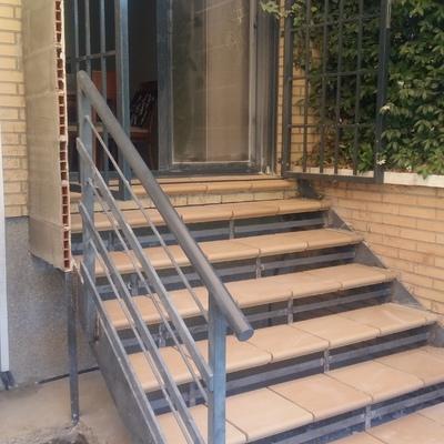 Adaptación de escalera