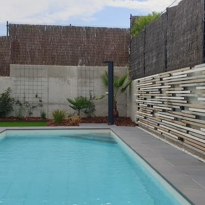 Diseño de valla en Las Rozas de Madrid