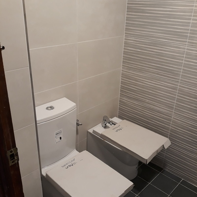 Reforma de baño en serreria