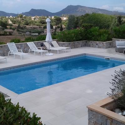 Reforma piscina y terraza