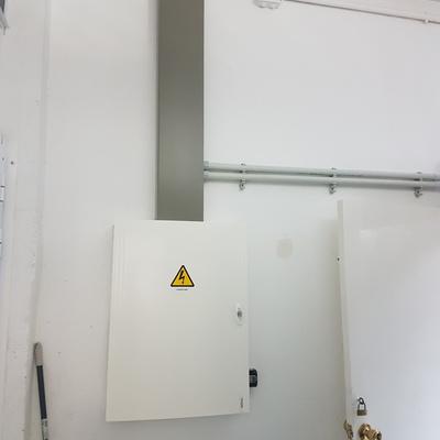 Instalación de cuadro eléctrico