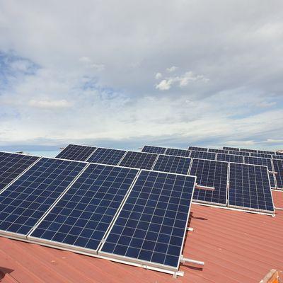 Instalación Solar 90 kW