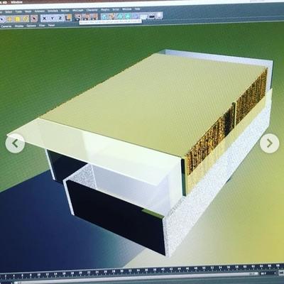 Diseño de terrazas de archivo en sanchinarro