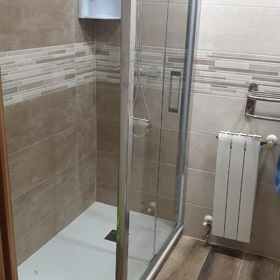 Reforma baño completa