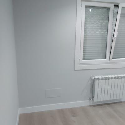 Instalación ventanas y radiadores