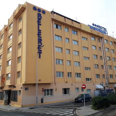HOTEL BELERET - VALENCIA