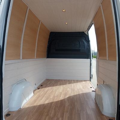 Camperizacion furgoneta