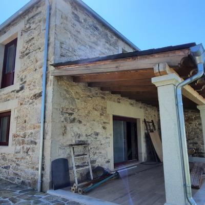 Rehabilitación integral casa de piedra