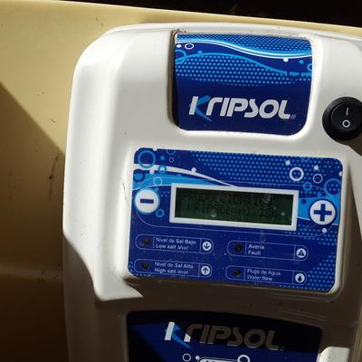 Clorador salino con regulador de pH