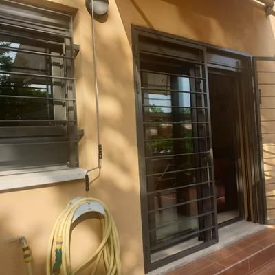 Instalación de reja en ventana y puerta