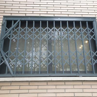 Instalación de Ballesta en una ventana