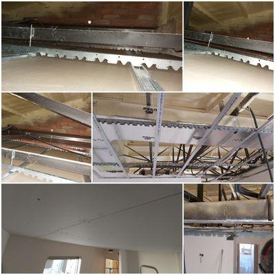 Sistemas de techos con garantías y homologados.