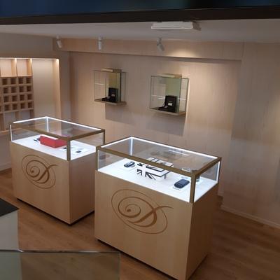 Reforma boutique del lujo en Conde Aranda