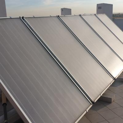 solar térmica comunitaria