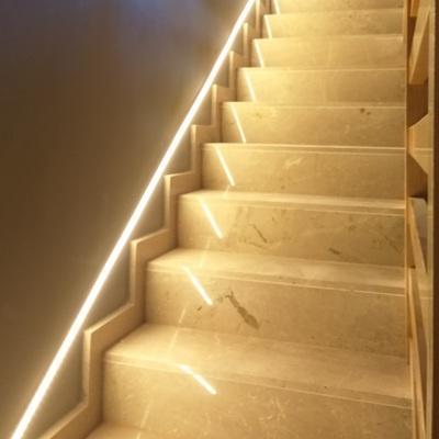 Iluminación con tira LED