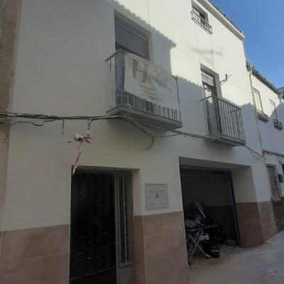 Rehabilitación casa en Martos