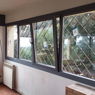 Pvc ventanas vidrios camaras