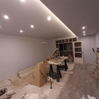 Instalación iluminación