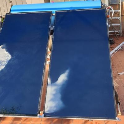 solar térmica 300lts