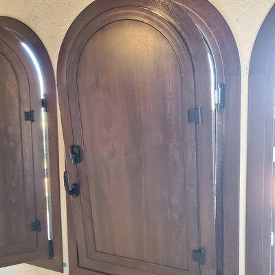 Porticon interior