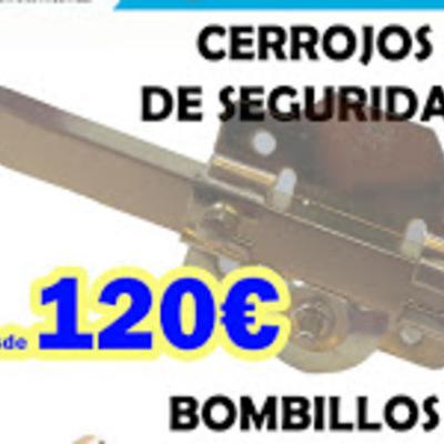 Cerrojos de seguridad Albacete