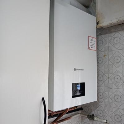 Cambio de caldera de gas natural