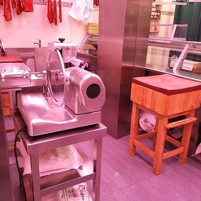 Limpieza de carnicería