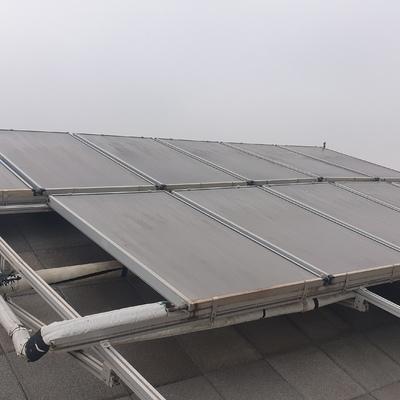 instalación comunitaria solar
