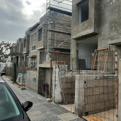 Emparejamiento de fachada