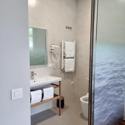 Baño Hotel Bidaia