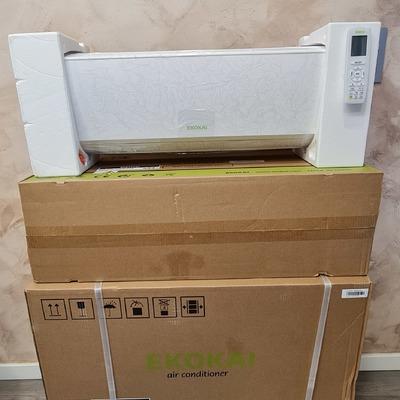 Equipo de aires acondicionados oferta en nuestras oficinas