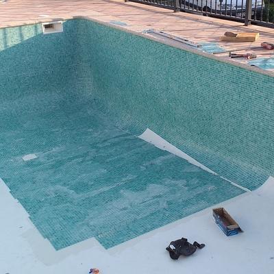 Reforma piscina 70m2