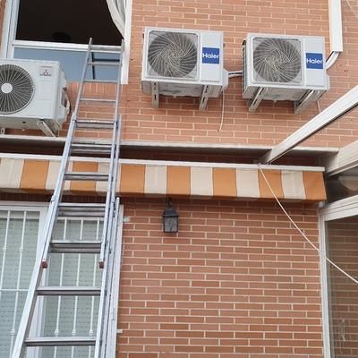 Instalacion 3 compresores