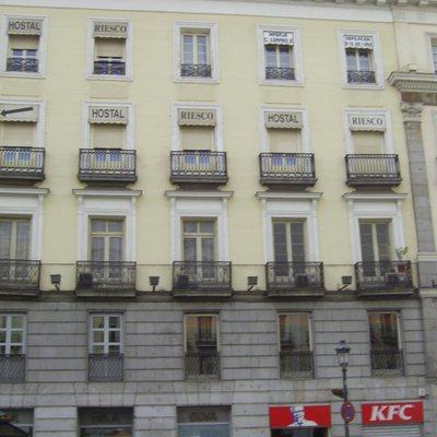 Restauración de fachada ( antes )