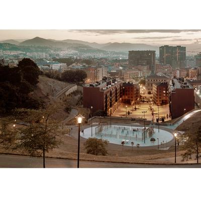 211 viviendas en Plaza del Gas, Bilbao