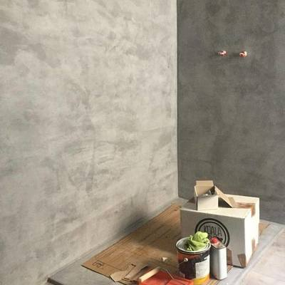Proceso aplicación baño en alicante