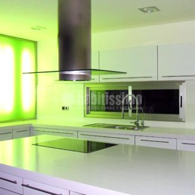 Reformas viviendas, aire acondicionado, materiales electricidad