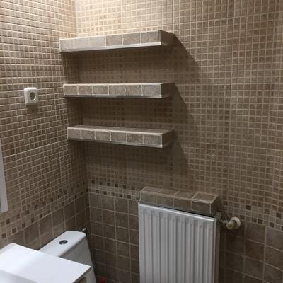 Baldas en baño