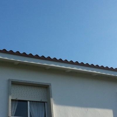 cubierta panel teja